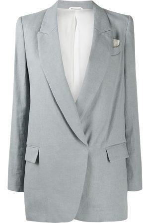Brunello Cucinelli Oversized blazer