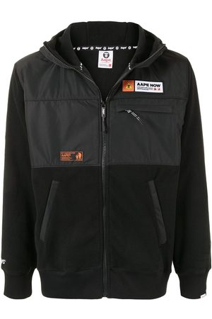 AAPE BY *A BATHING APE® Men Hoodies - Zip-up hooded jacket