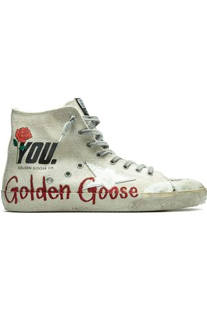 Golden Goose Women Sneakers - Francy high-top sneakers