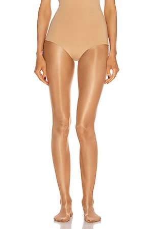 Wolford Neon 40 Tights in Neutral