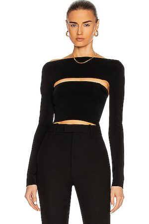 DION LEE Two Piece Tube Top in