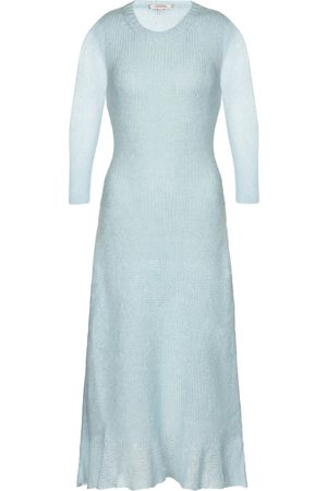 Dorothee Schumacher Airy Attitude mohair-blend midi dress