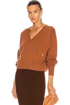 Chloé Cashmere Crop Sweater in