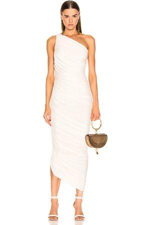 Norma Kamali Women Asymmetrical Dresses - Diana Gown in