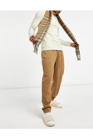 ASOS Men Joggers - Oversized joggers with narrow waistband in washed