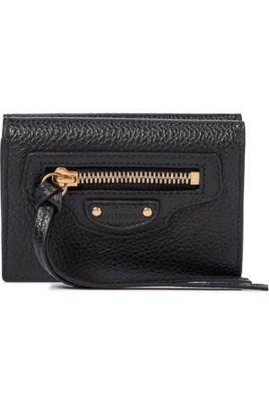 Balenciaga Neo Classic City Mini leather wallet