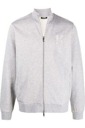 Karl Lagerfeld K embroiderytrack jacket