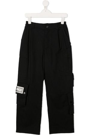 DUOltd So Fly-print cargo trousers