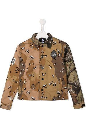 DUOltd Desert camouflage jacket