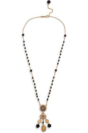 Dolce & Gabbana Filigree pendant necklace