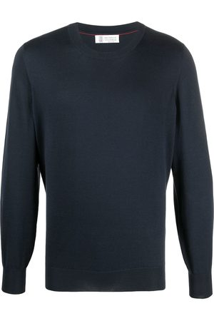 Brunello Cucinelli Crew-neck knit jumper