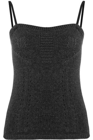 VALENTINO Knitted slip top