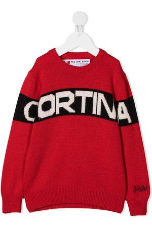 MC2 SAINT BARTH Cortina knitted jumper