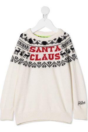 MC2 SAINT BARTH Santa Claus knitted jumper