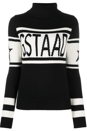 Perfect Moment Gstaad roll neck merino sweater