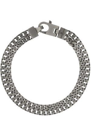 Tateossian Grumette duo sterling bracelet