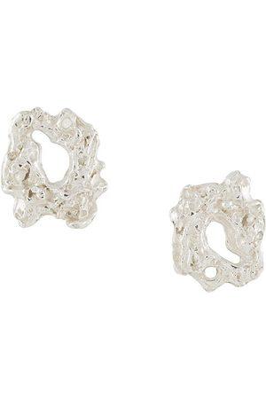Lee Pereskia stud earrings