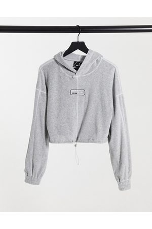 The Couture Club Velour hoodie in