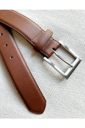 New Look Smart belt in brown