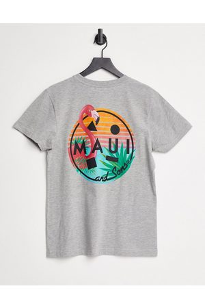 Maui & Sons Mingo Cookie oversize t-shirt in