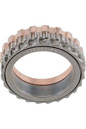 Tateossian Mechanical ring