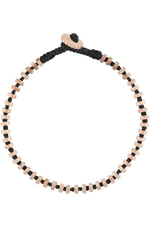 Tateossian Pulse macramé bracelet