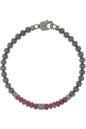 Tateossian Icosahedron beaded bracelet