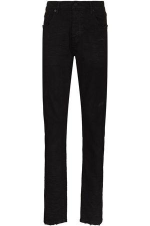 Purple Brand Low rise skinny jeans