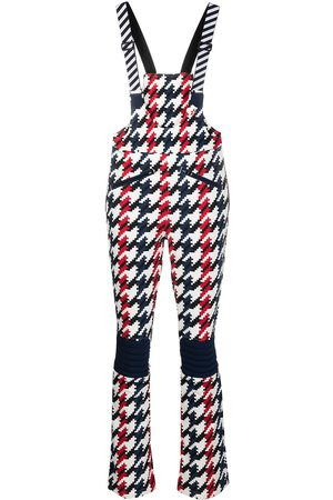 Perfect Moment Houndstooth-print jumpsuit