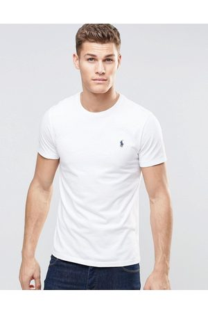 Polo Ralph Lauren Slim fit t-shirt with crew neck in