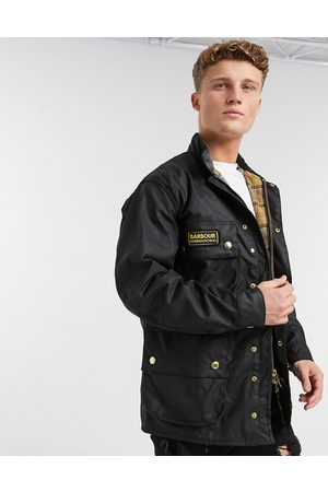 Barbour Authentic motorcycle wax jacket