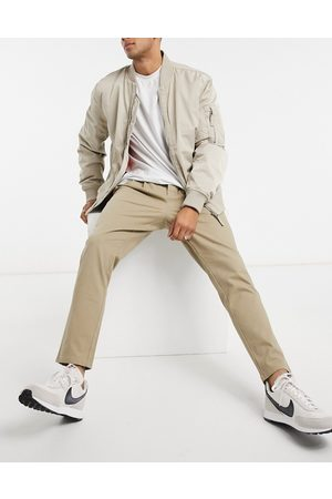 ASOS Cigarette fit chinos in