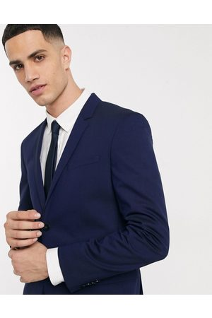 Calvin Klein Tate stretch wool suit jacket