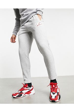 The Couture Club Archive box tapered joggers in