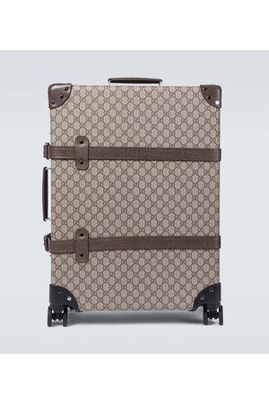 Gucci Globe-Trotter x GG medium suitcase