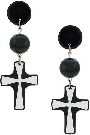 AMIR SLAMA Women Earrings - Cross earrings