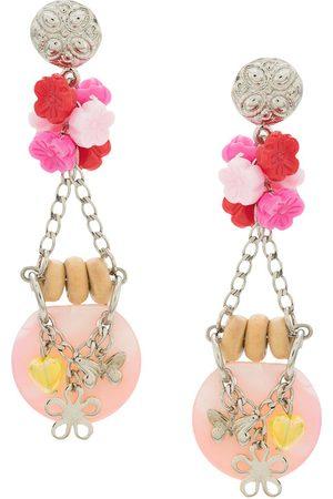 AMIR SLAMA Bouquet earrings
