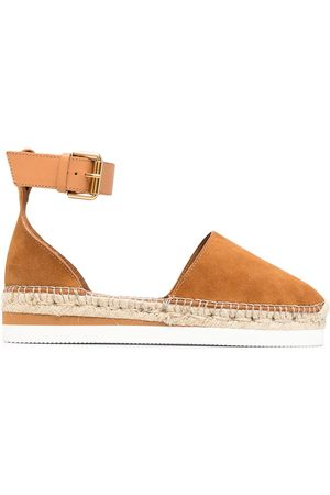 See by Chloé Ankle-strap espadrilles