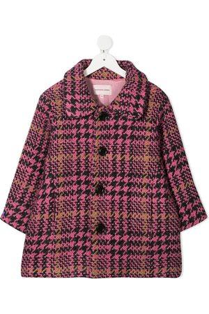 Natasha Zinko Plaid check coat
