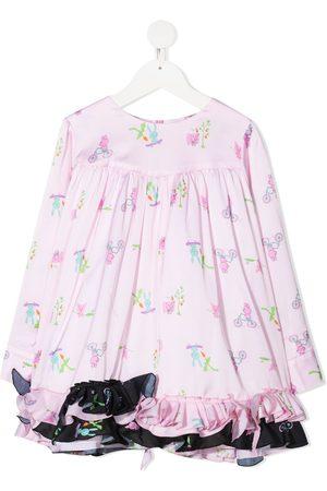 Natasha Zinko Frilled hem dress