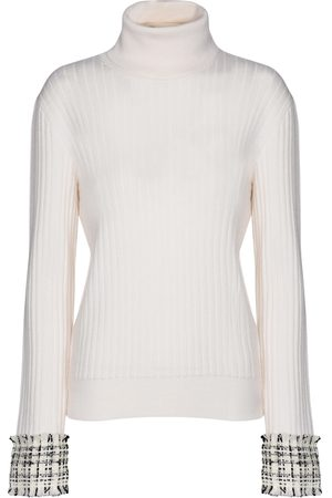 Dolce & Gabbana Ribbed-knit wool turtleneck sweater
