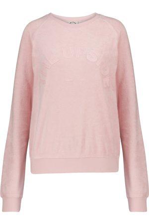 The Upside Florencia cotton-blend sweatshirt