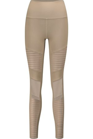 alo Moto high-rise leggings