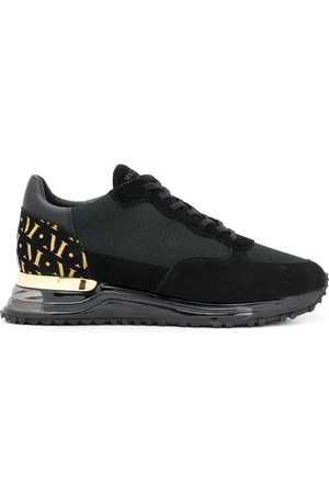 Mallet Monogram panelled sneakers