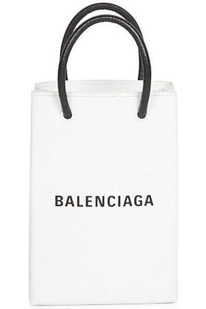 Balenciaga Leather Phone Case