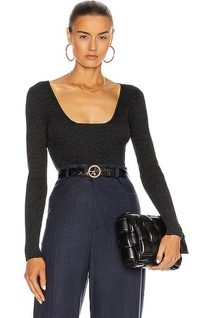 Jacquemus Le Body Adour in Charcoal