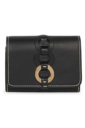 Chloé Darryl Leather Card Case