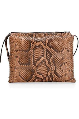 The Row Women Handbags - Nu Twin Python Crossbody Bag