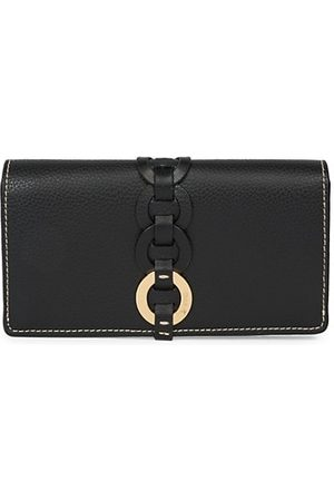 Chloé Darryl Leather Wallet