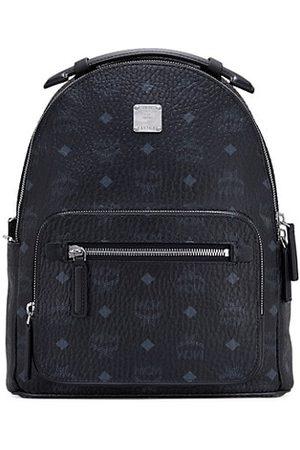 MCM Stark Coated Canvas Printed Backpack